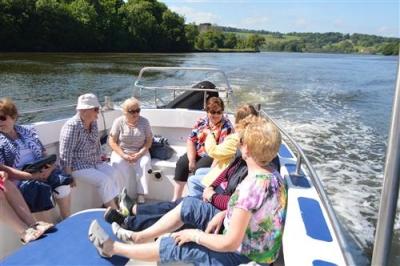 Active Retirement Group Boat trip 110