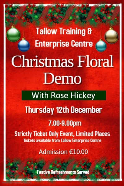 Christmas Floral Demo copy