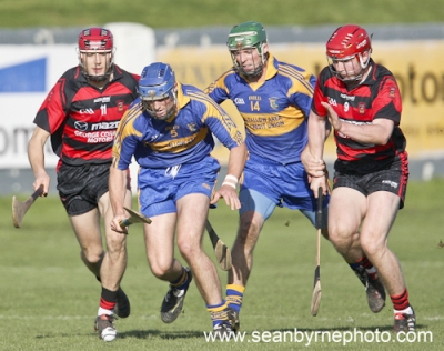 County Final 2011 v Ballygunner Paul  Mark OBrien