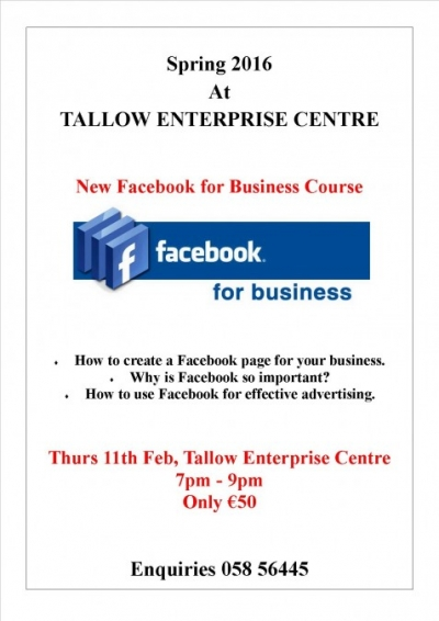Facebook for Business Poster