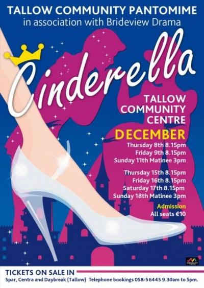 Tallow Community Pantomime
