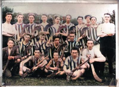 Tallow Team 1927