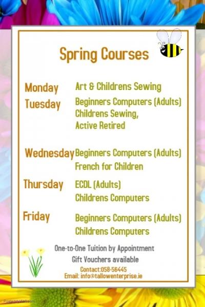 spring courses 2018 copy